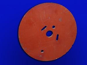 Bakelite Fabricated Disc
